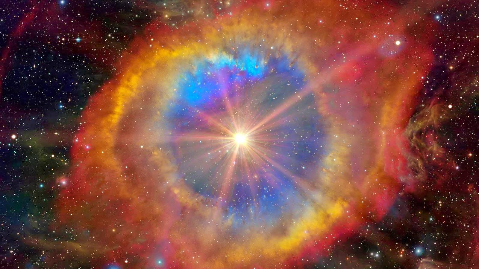 Calea Lactee formare