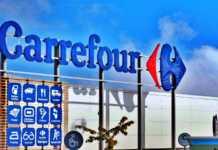 Carrefour fotbal