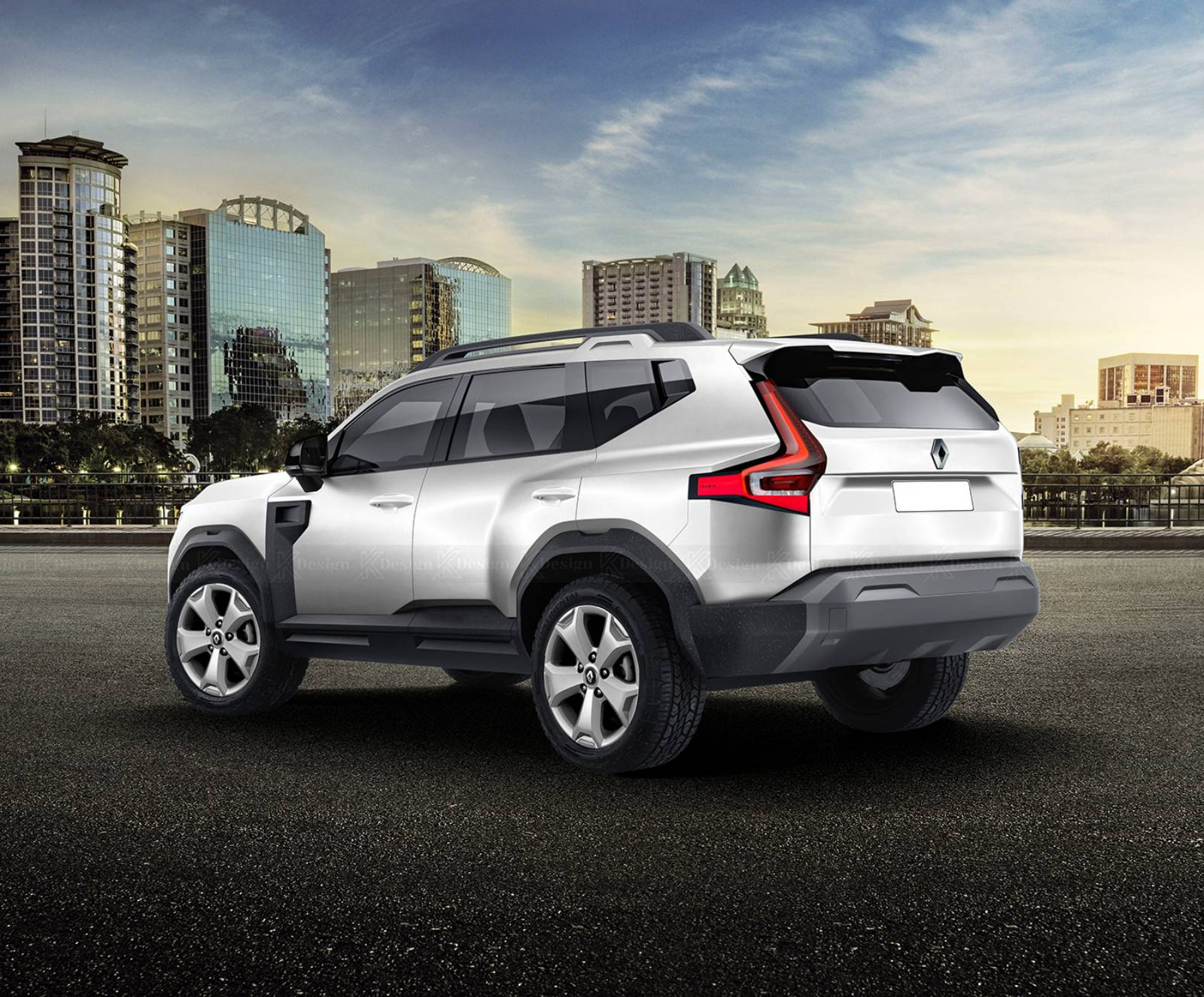 DACIA Duster seats exclusively