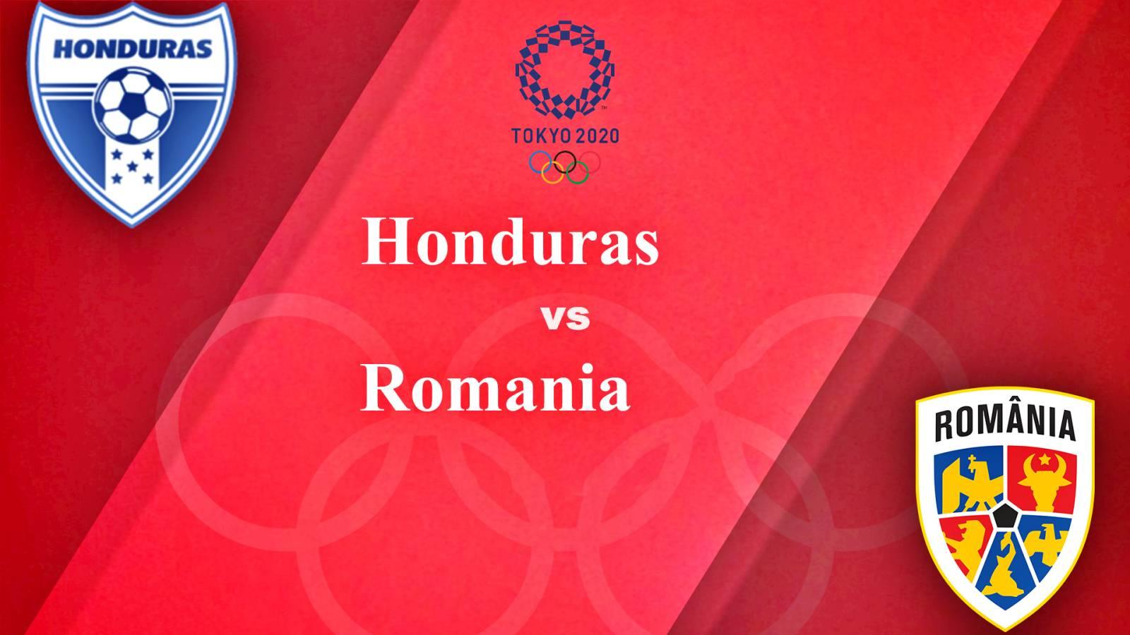 HONDURAS - ROMANIA TVR 1 LIVE JOCURILE OLIMPICE