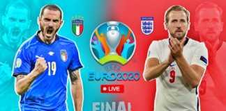 ITALIA - ANGLIA LIVE PRO TV EURO 2020