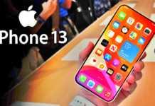 Imagini Design iPhone 13 Lansare