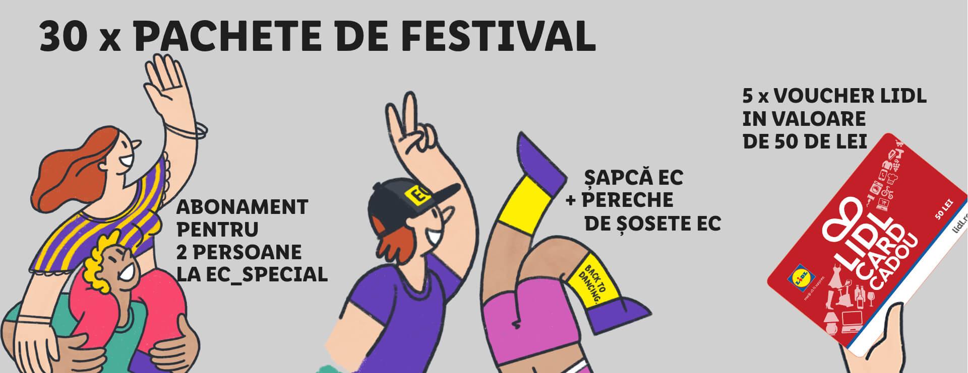 LIDL Romania viata festival