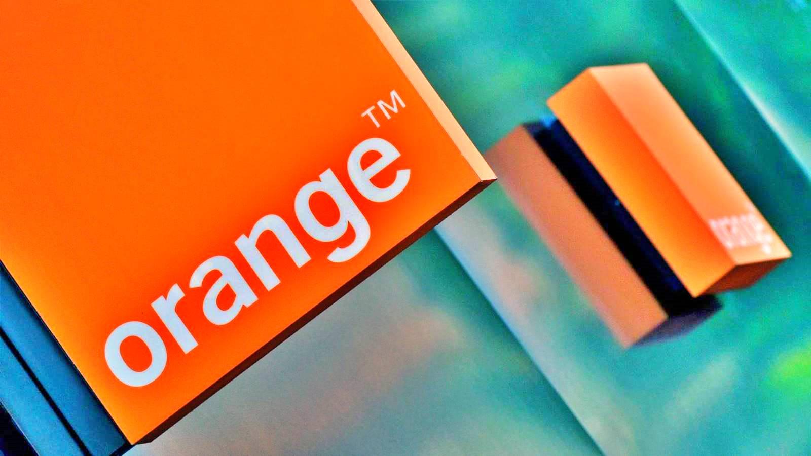Orange pasiune