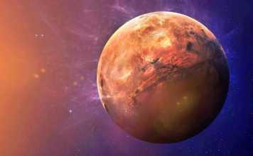 Planeta Mercur fier