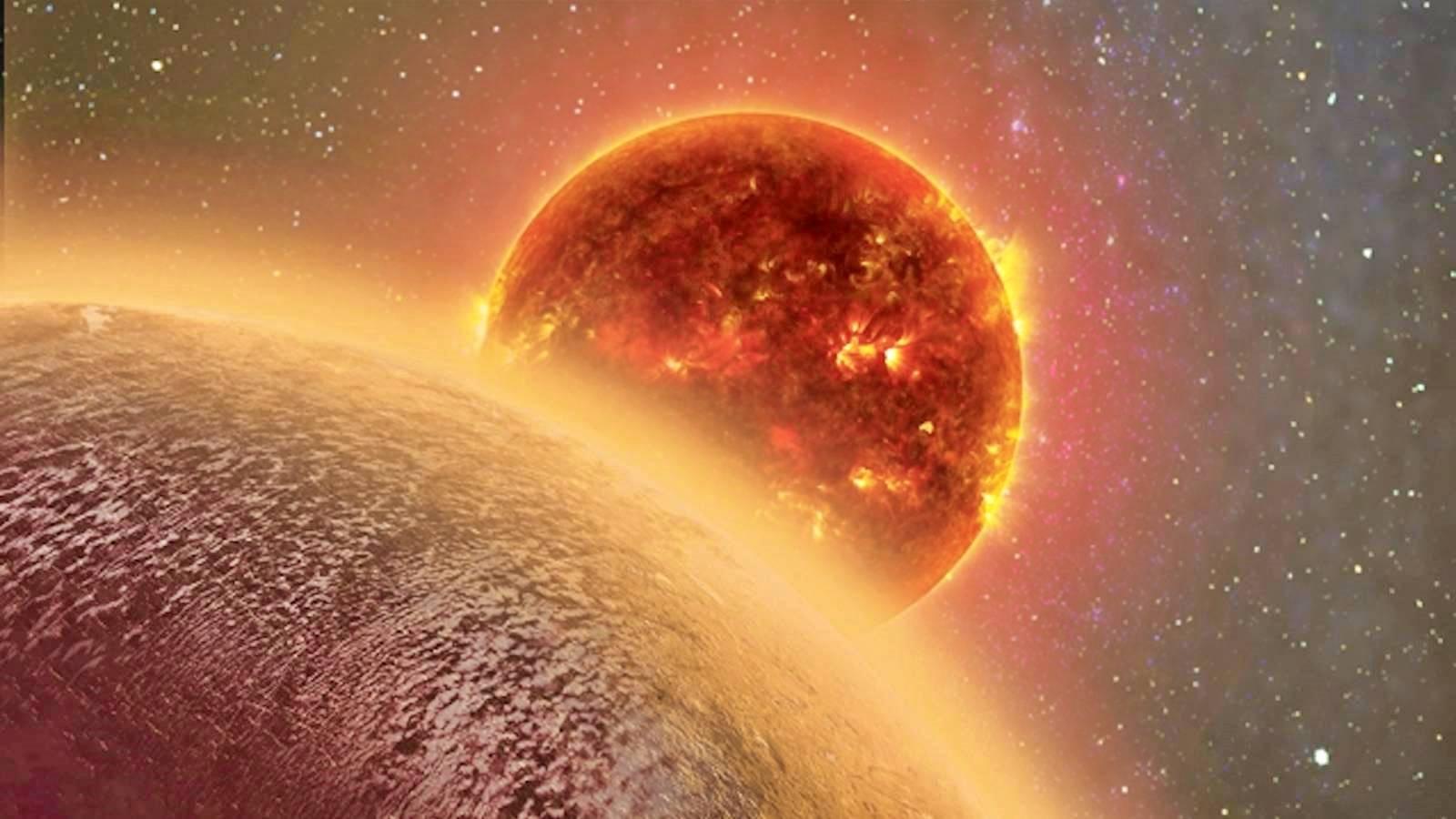 Planeta Venus adancime