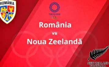 ROMANIA - NOUA ZEELANDA TVR 1 LIVE JOCURILE OLIMPICE