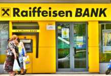 Raiffeisen Bank afectare