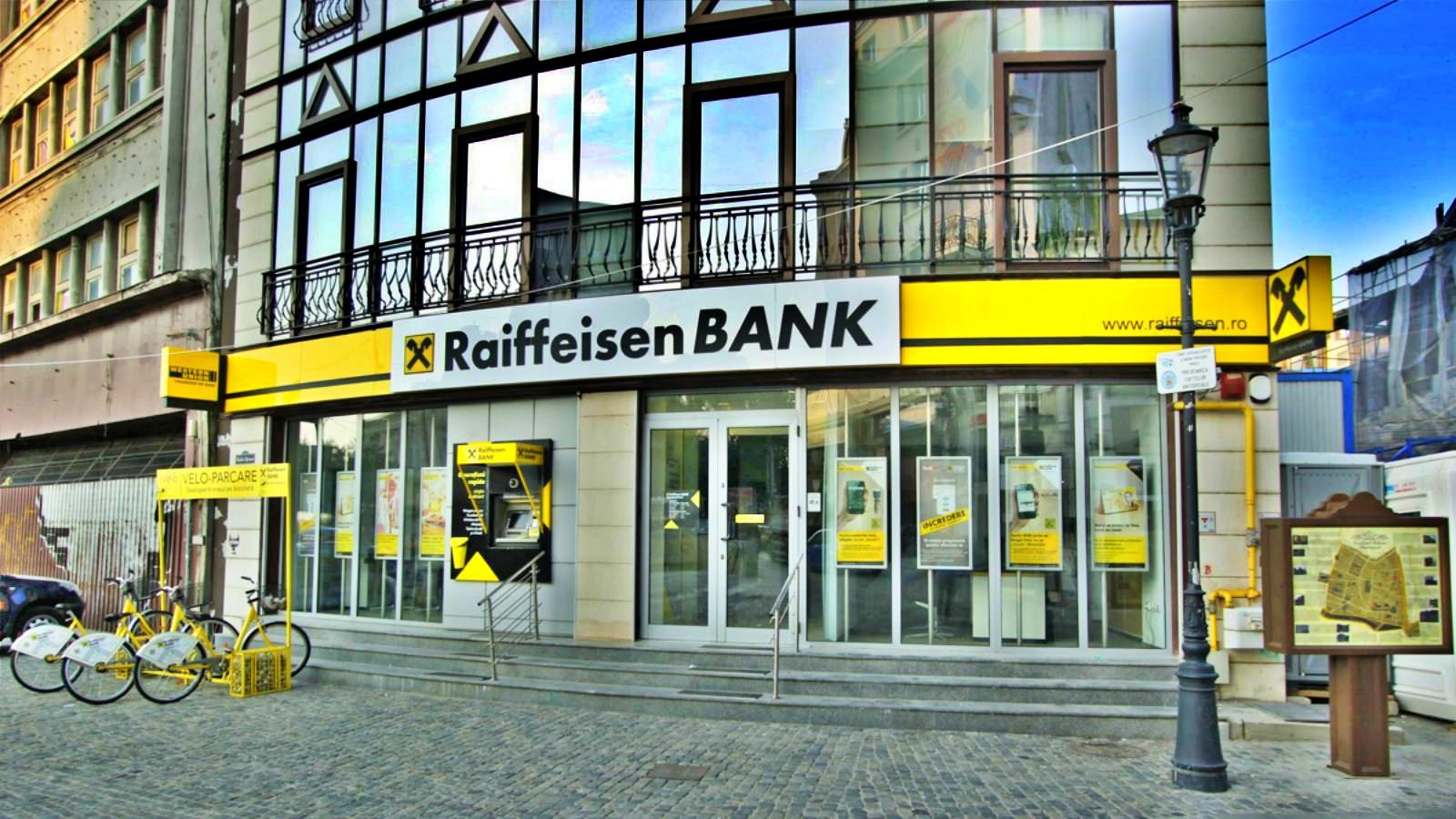 Raiffeisen Bank sablon