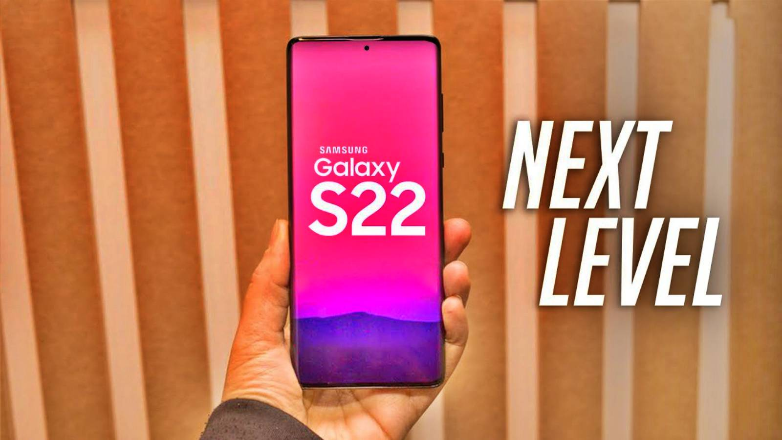 Samsung GALAXY S22 energie