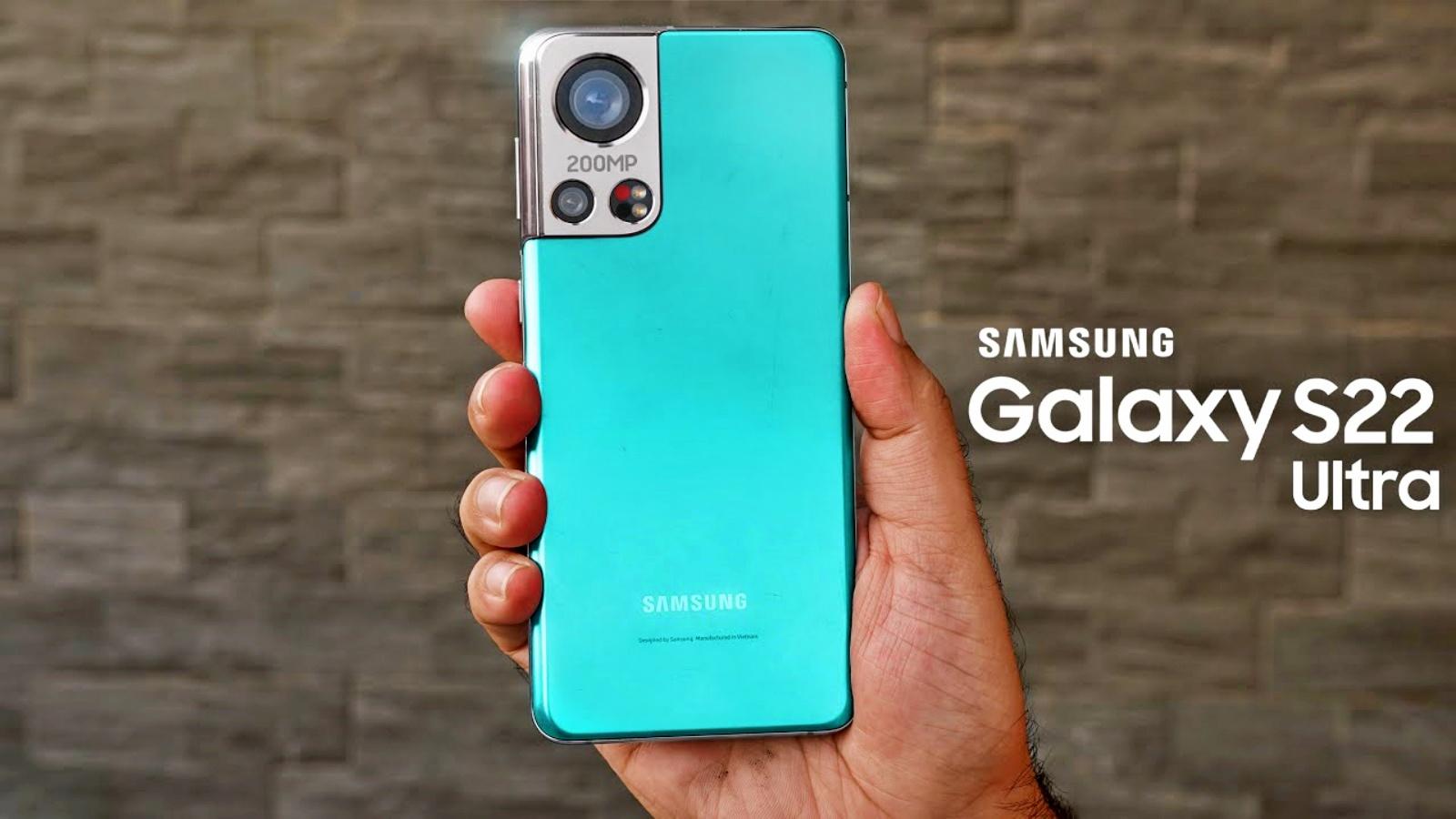 Samsung GALAXY S22 vapor