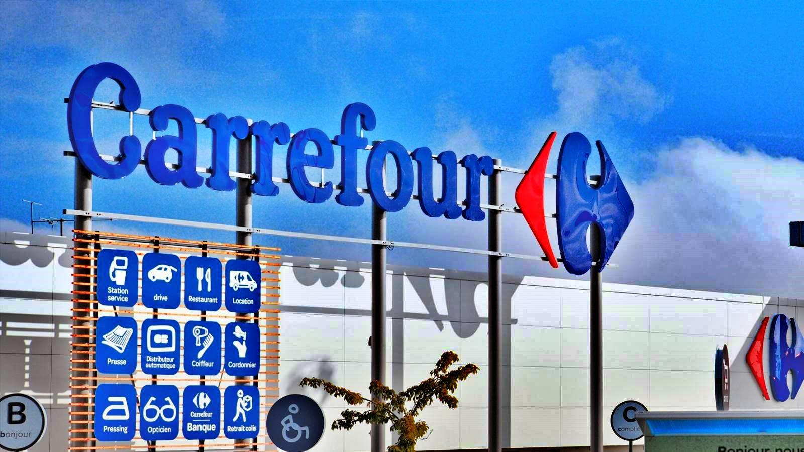 Carrefour cupon