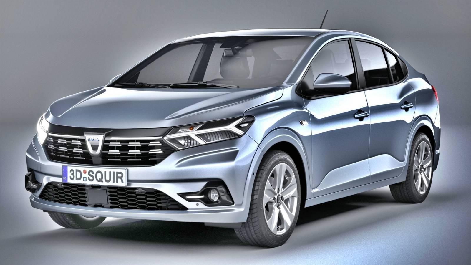 DACIA Logan 2022 masina