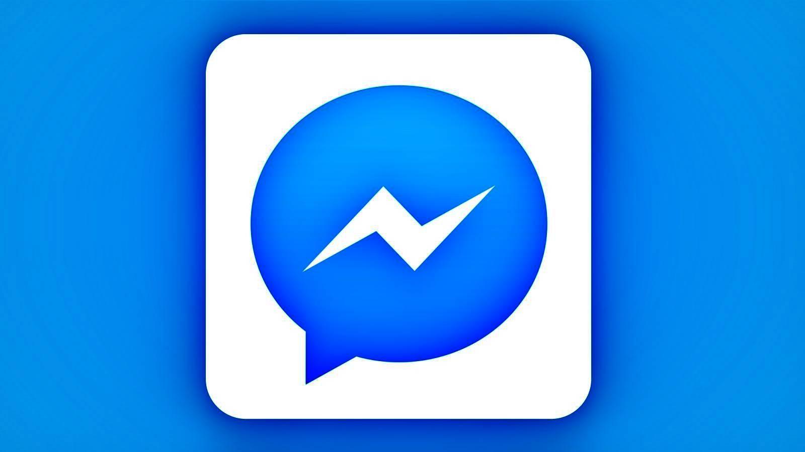 Facebook Messenger Aniversare