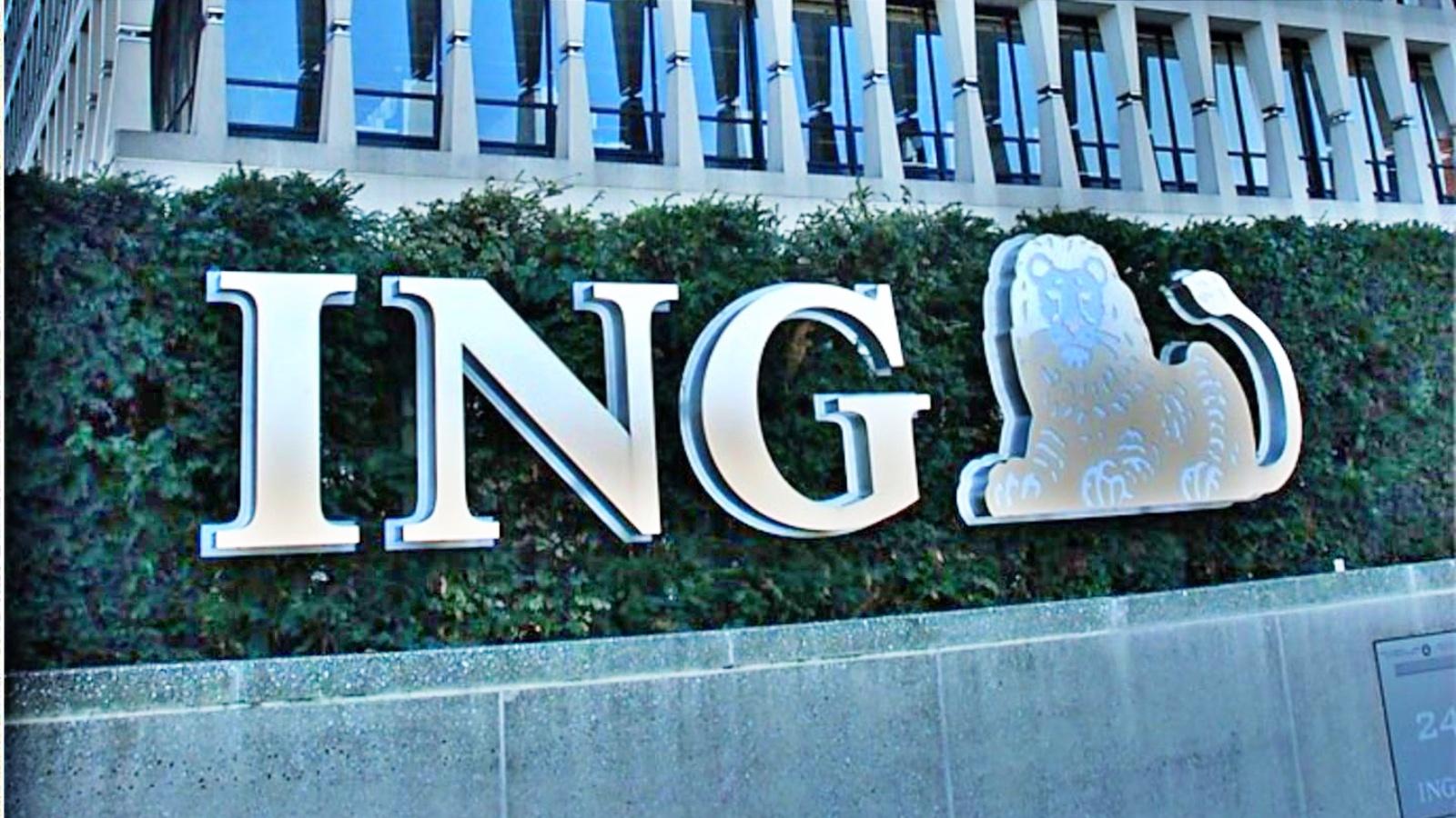 ING Bank posta