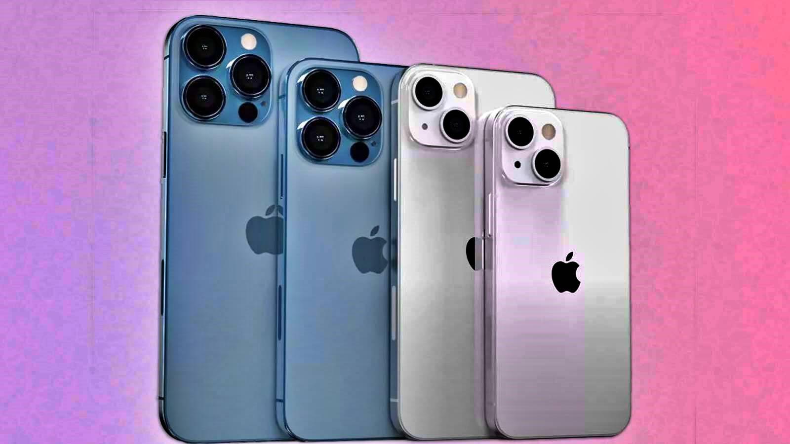 Lansarea iPhone 13 septembrie