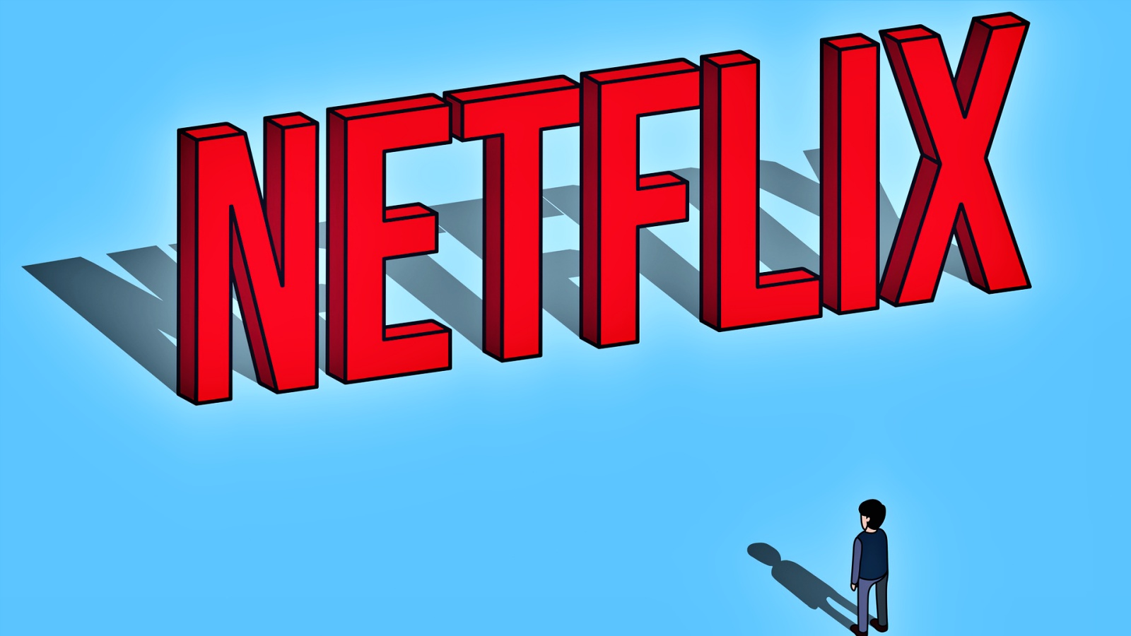 Netflix televiziune