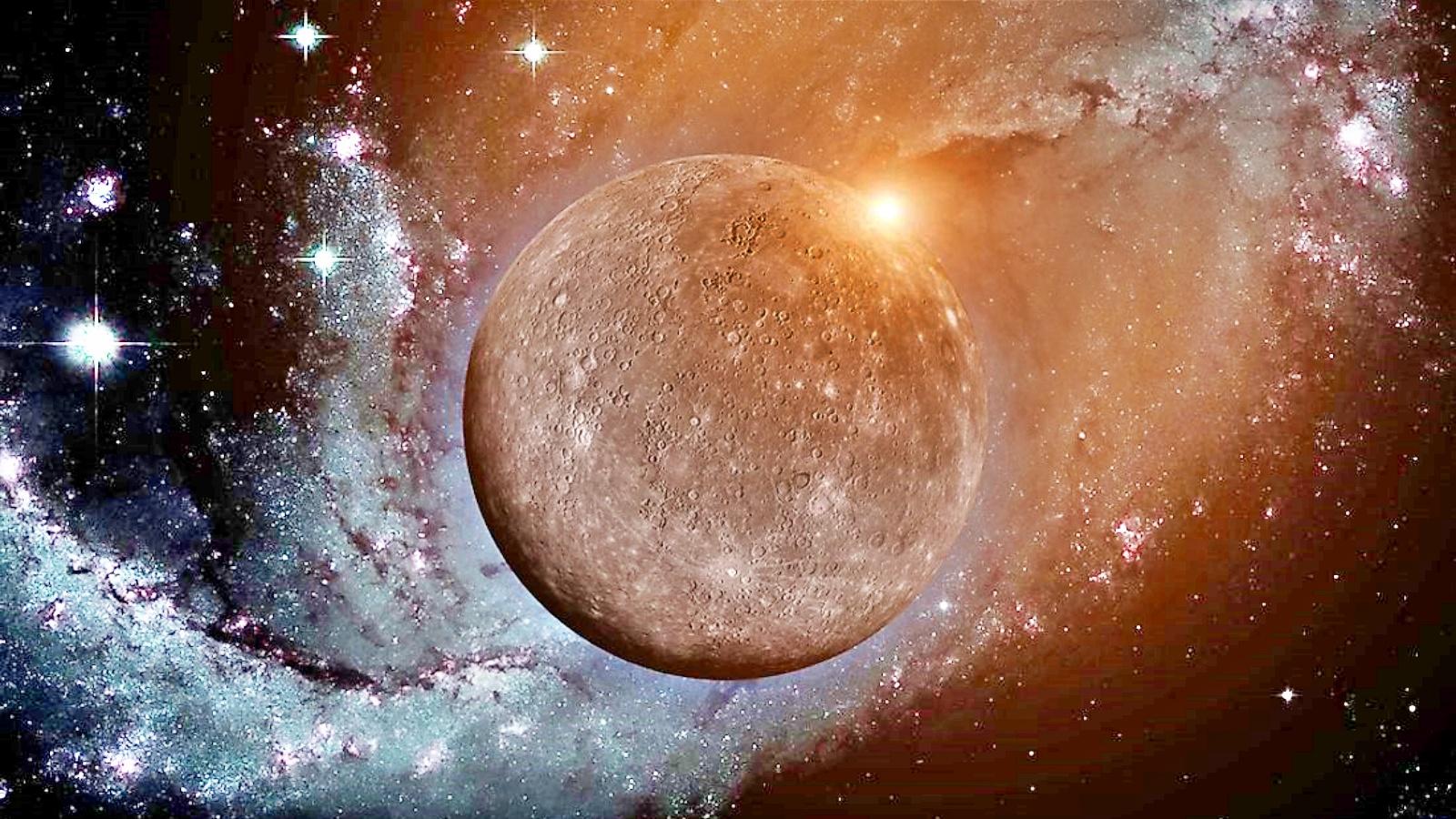 Planeta Mercur asteroid