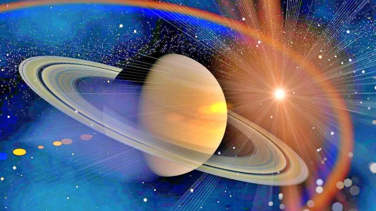 Planeta Saturn subteran