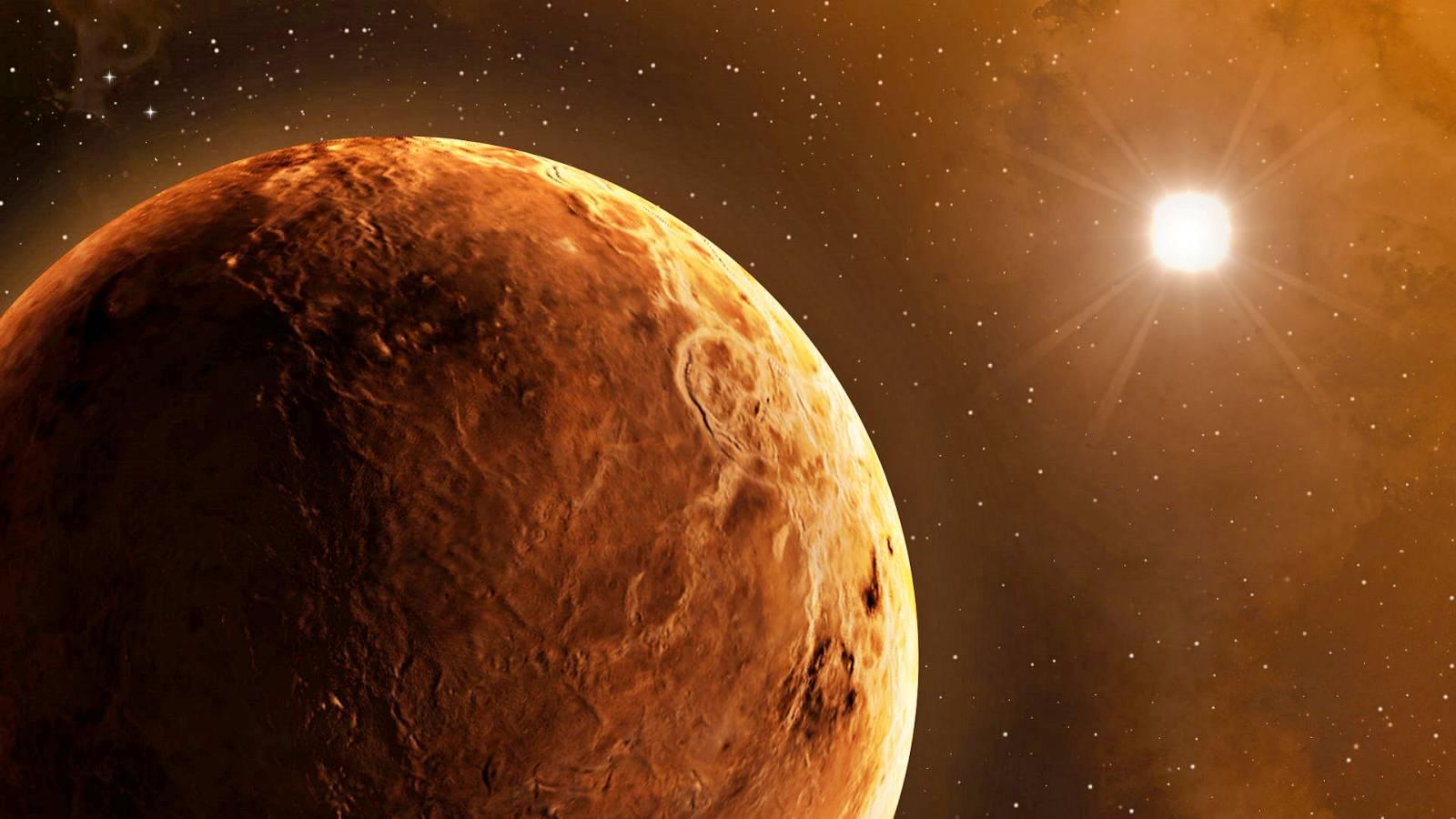 Planeta Venus revenire