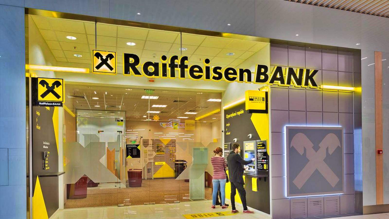 Raiffeisen Bank planificare