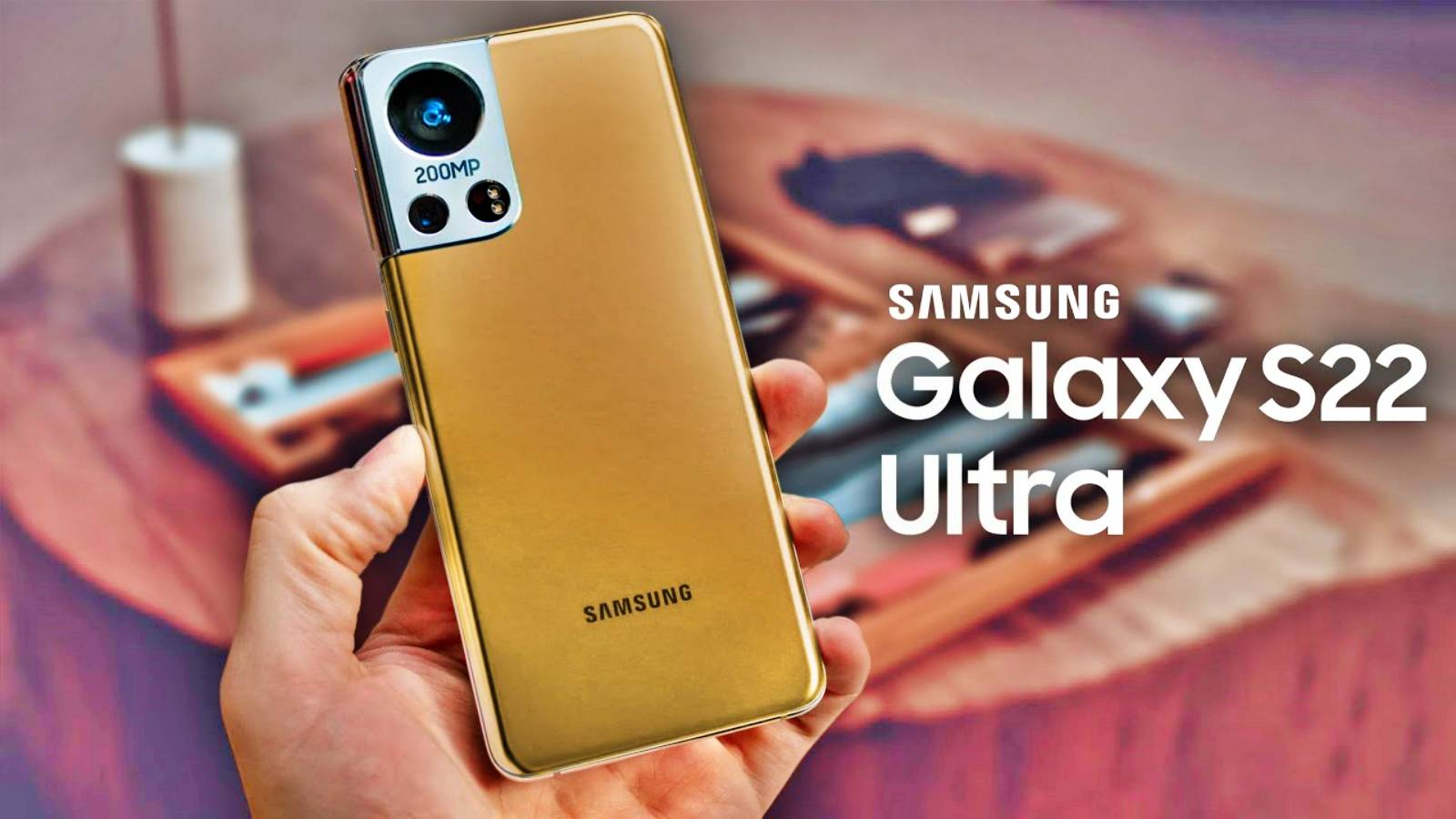 Samsung GALAXY S22 Controversa