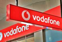 Surpriza Vodafone