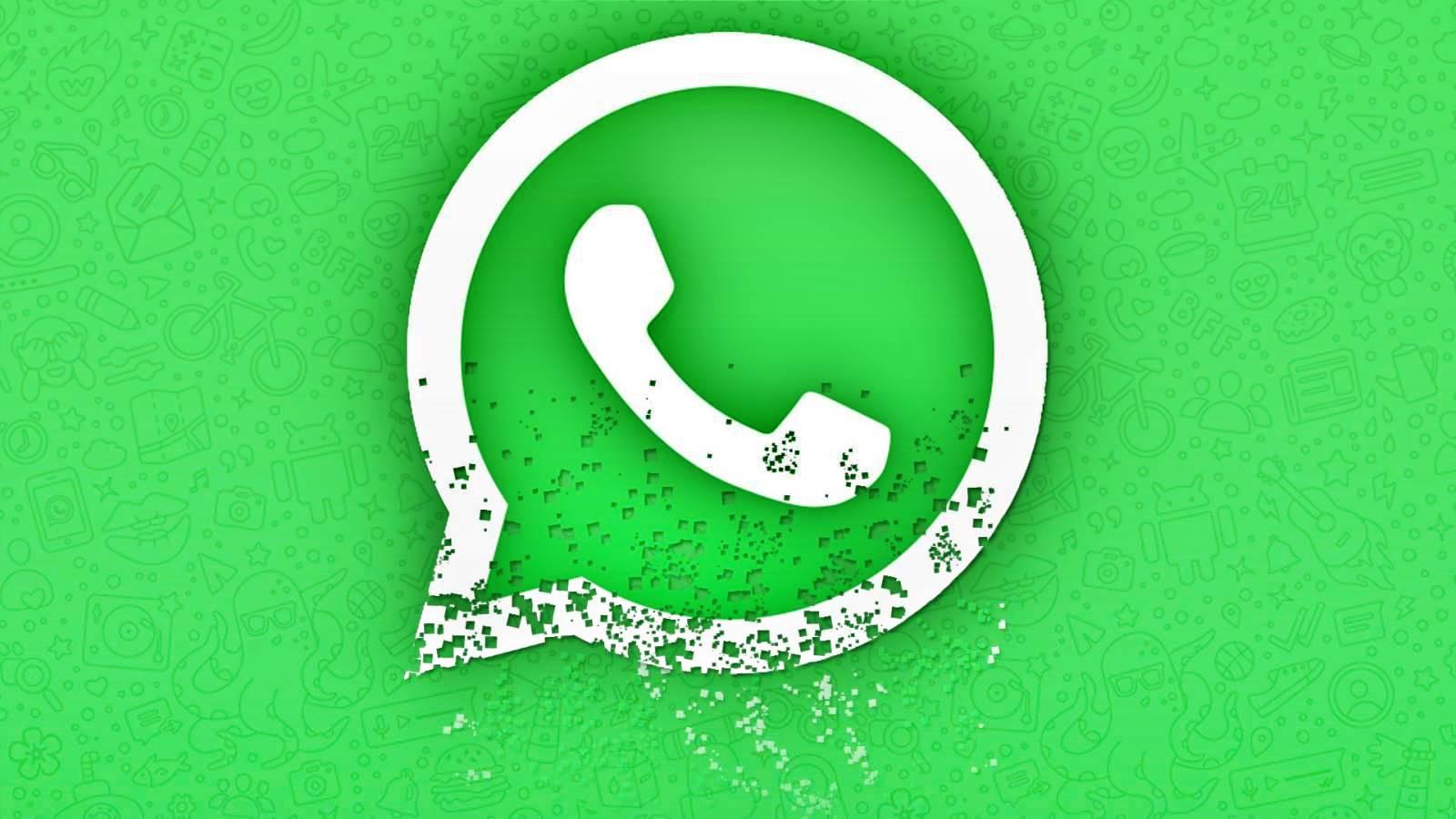 WhatsApp corectare