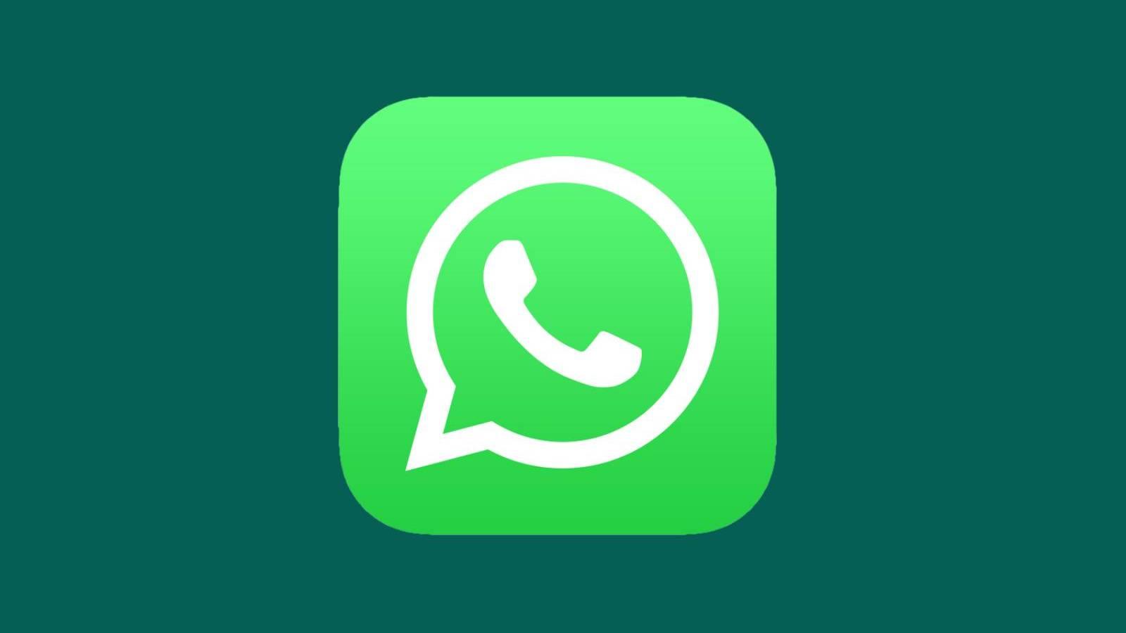 WhatsApp greseala