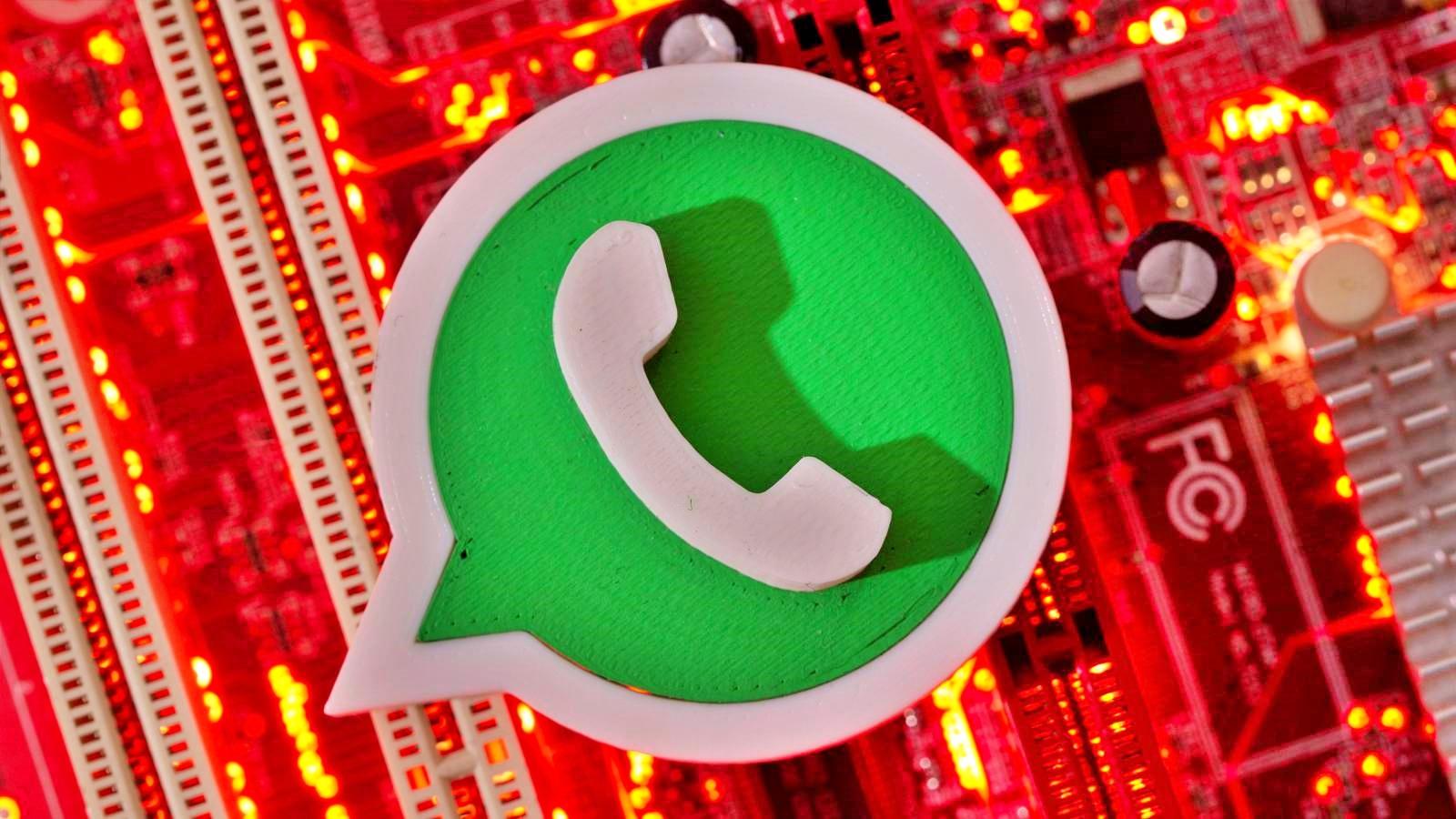 WhatsApp tainuire