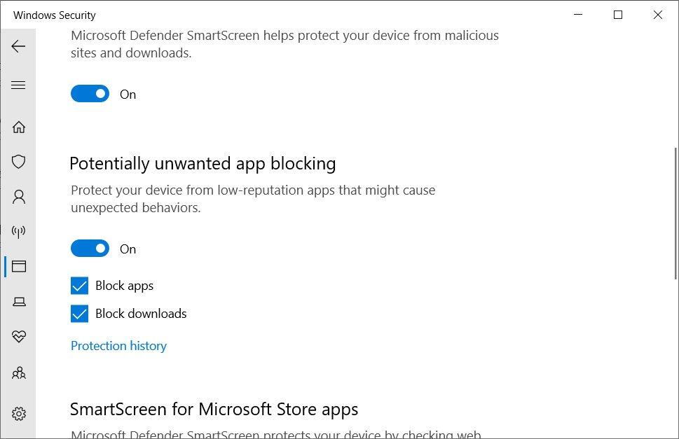 Windows 10 interzicere instalare aplicatii