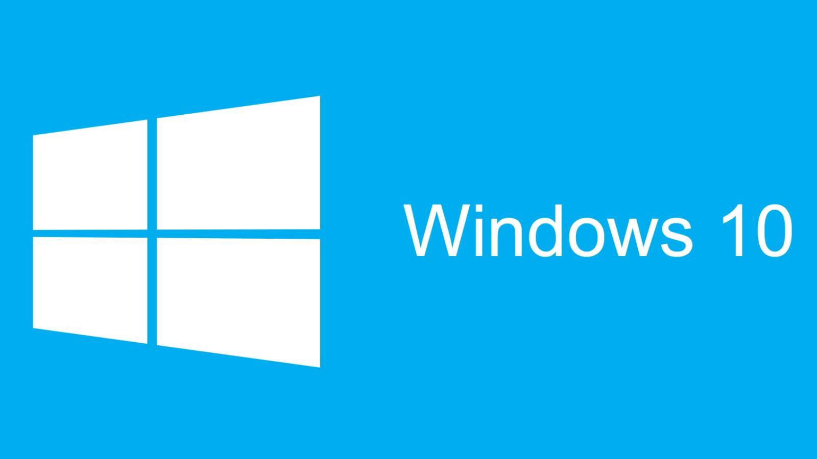 Windows 10 procesare