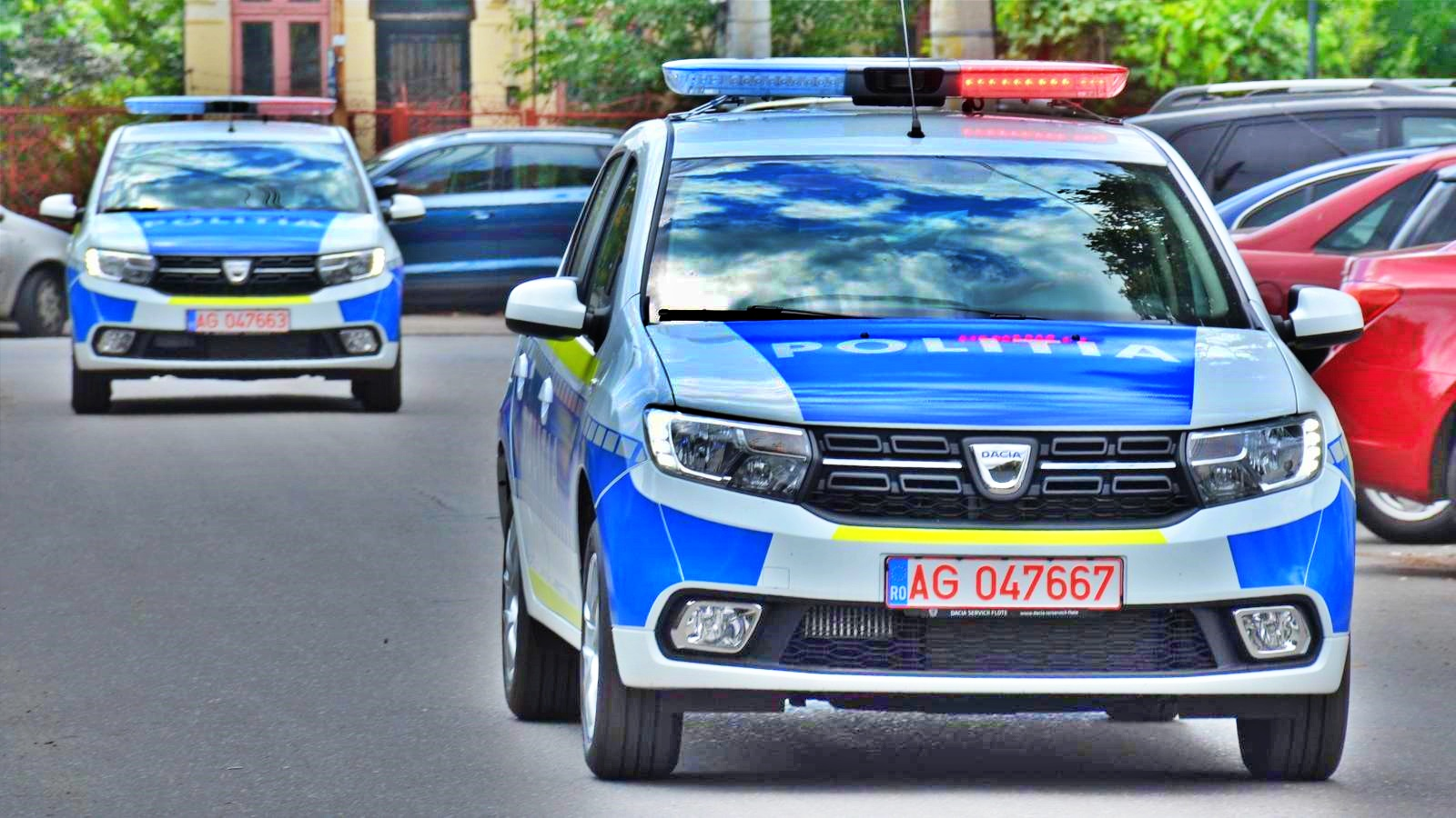 atentionare politia romana viteza drumuri