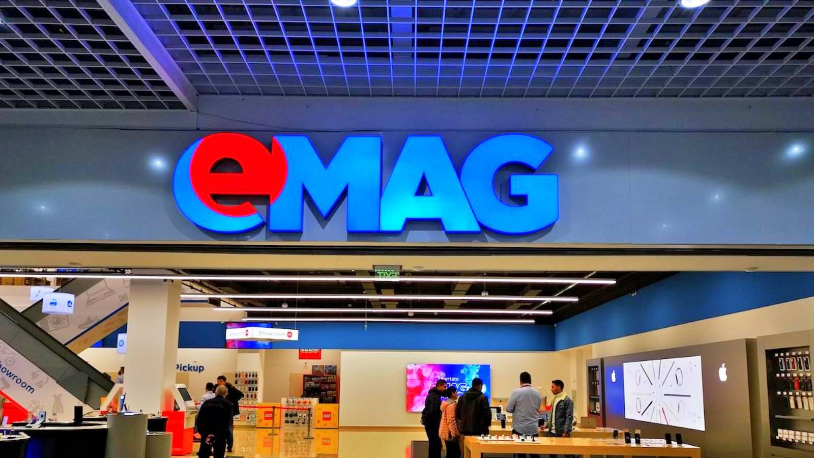 eMAG Electrocasnicele cu Reducerile Cele mai Bune in Weekend
