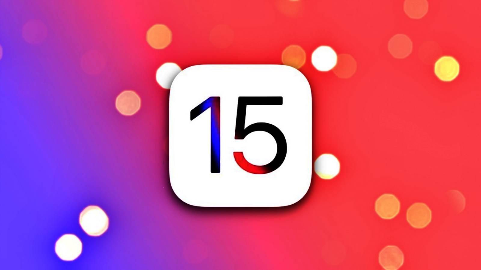 iOS 15 ascultare