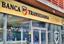 BANCA Transilvania pastrare