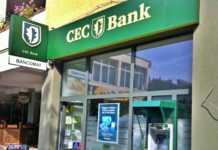 CEC Bank localizare
