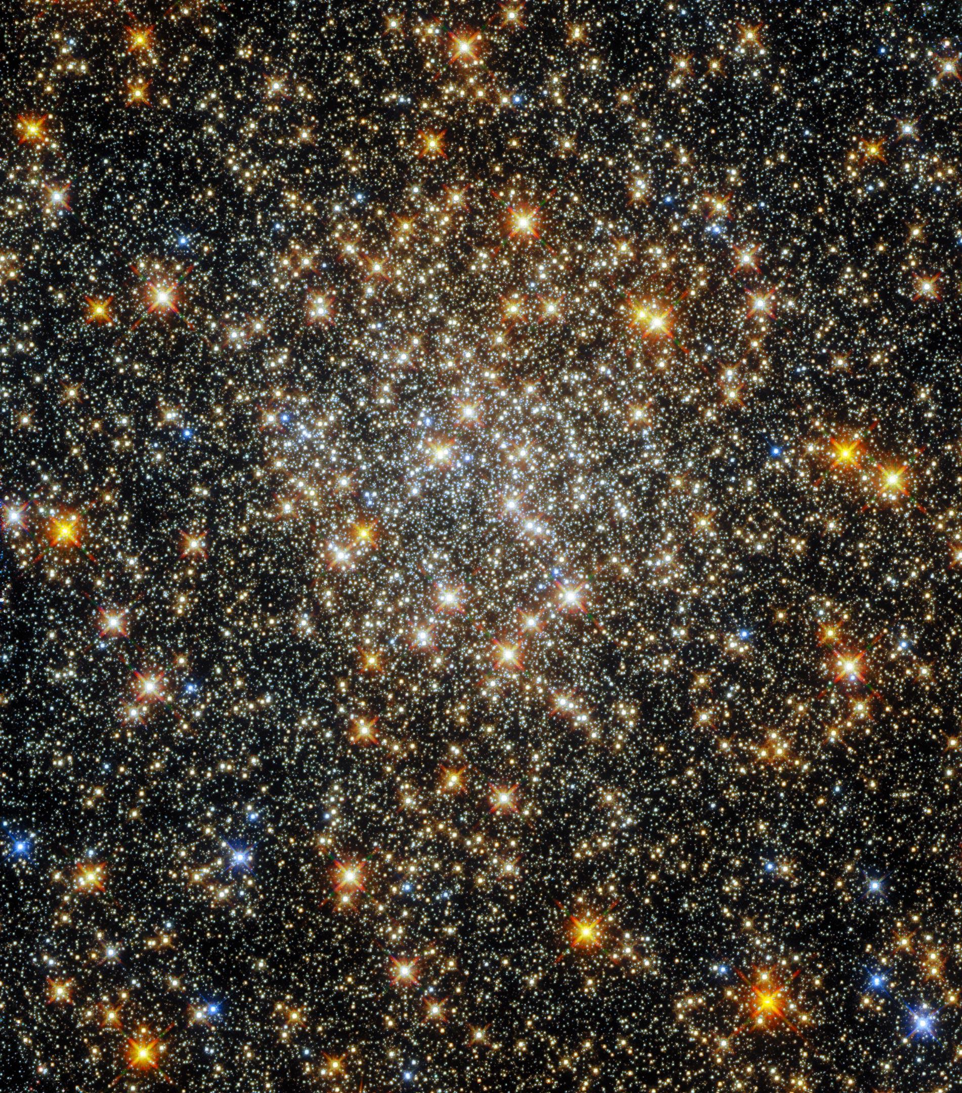 Cúmulo de estrellas de la Vía Láctea