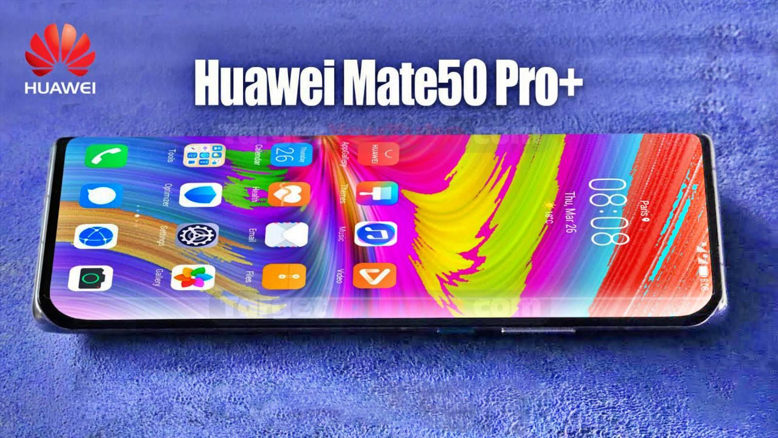 Huawei MATE 50 Pro qualcomm