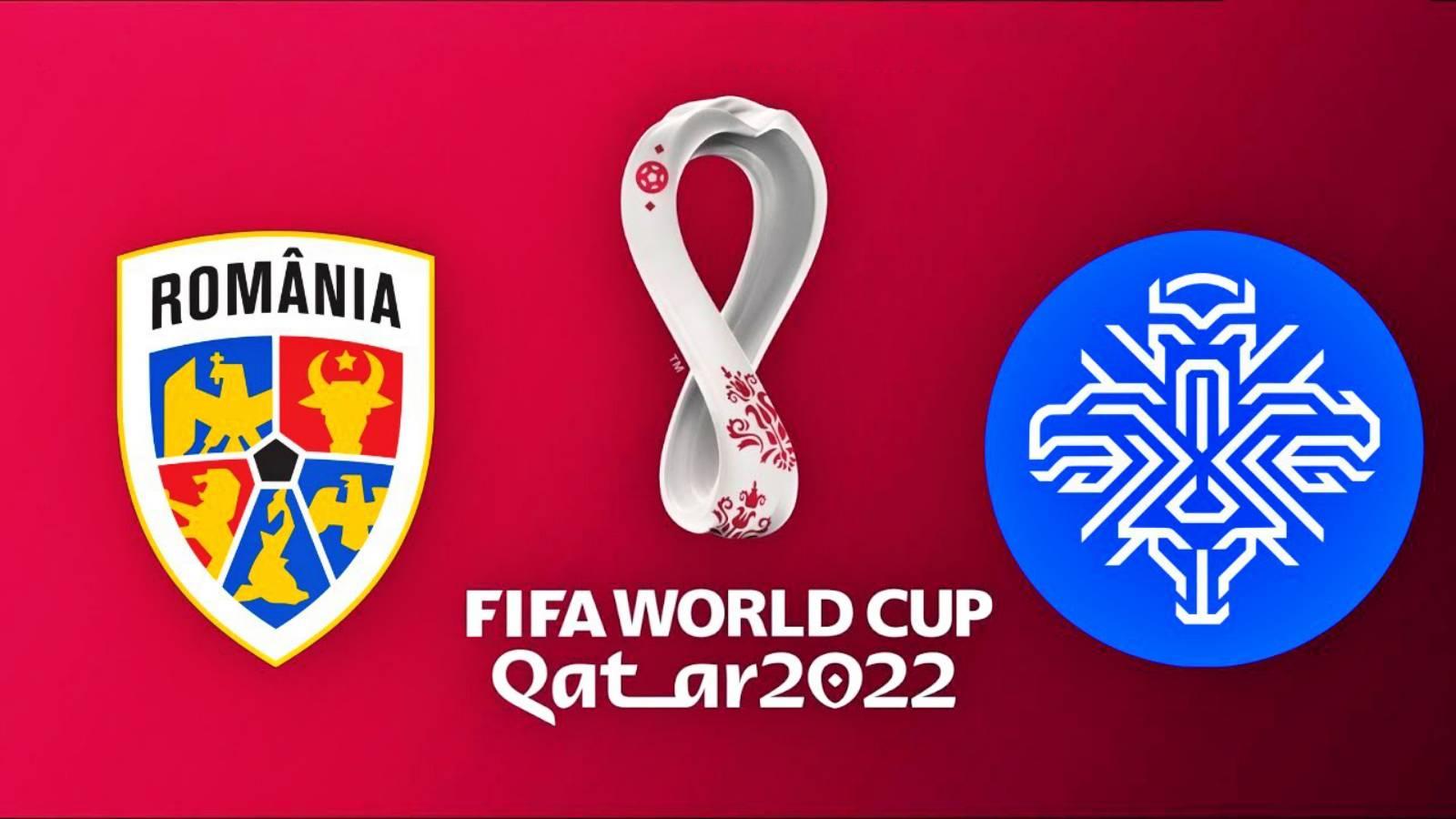 ISLANDA - ROMANIA LIVE PRO TV Cupa Mondiala 2022