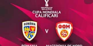 MACEDONIA DE NORD - ROMANIA LIVE PRO TV