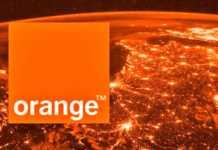 Orange pachet
