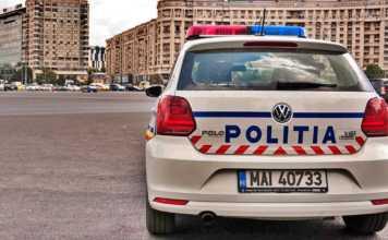 Politia Romana Avertisment Privind Purtarea Centurii de Siguranta