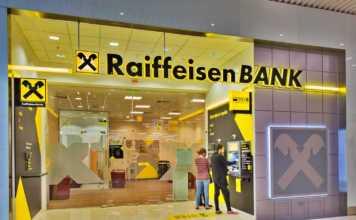 Raiffeisen Bank achitare