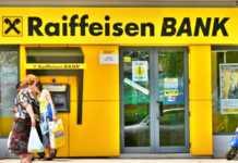 Raiffeisen Bank actiuni