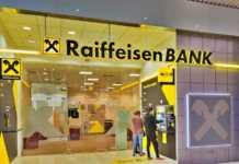 Raiffeisen Bank reparat