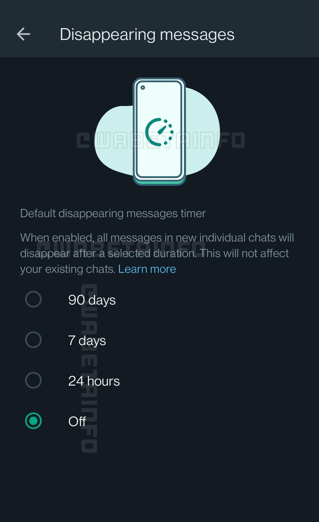 WhatsApp misterios disparitie