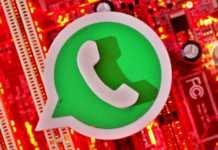 WhatsApp transmitere