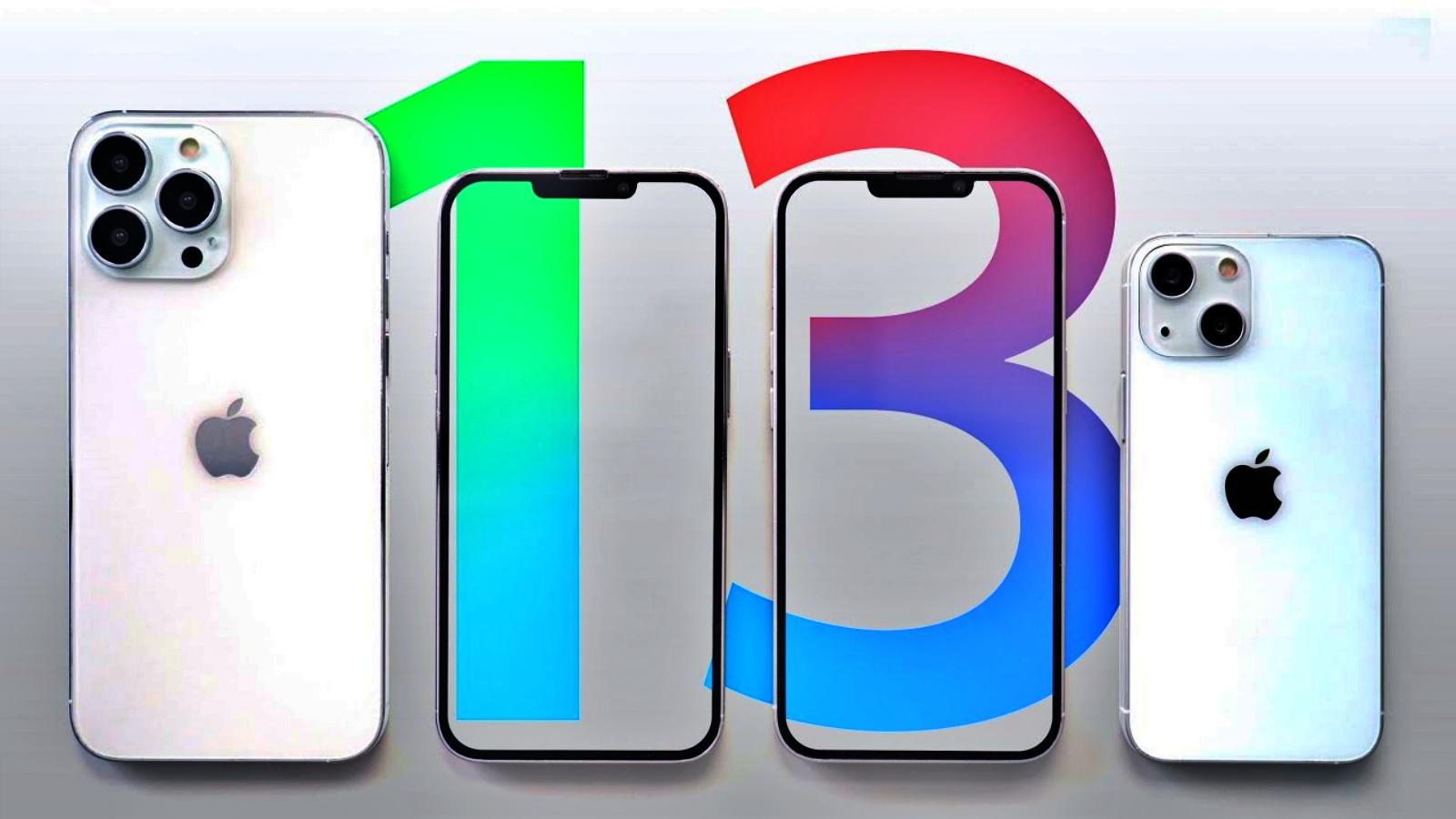 iPhone 13 certificare prezentare