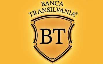 BANCA Transilvania sustinere